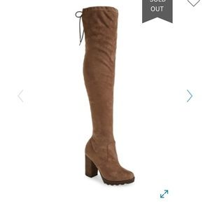 Free people 'north star' over the knee boots